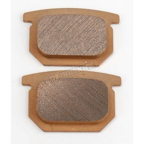 DP Brakes Sintered Metal Brake Pads - DP206