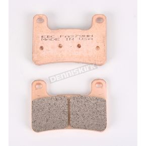EBC Double-H Sintered Metal Brake Pads - FA379HH