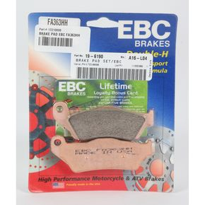 EBC Double-H Sintered Metal Brake Pads - FA363HH
