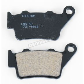 TufStop Sintered Metal Brake Pads - 624675