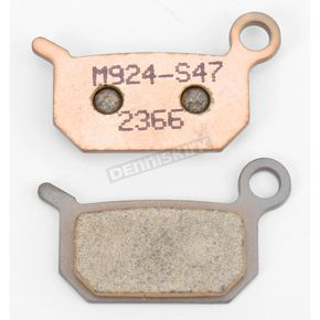 Moose XCR Sintered Metal Brake Pads - 1721-0087