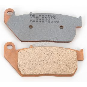 DP Brakes Sintered Metal Brake Pads - DP948