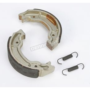 Moose XCR Sintered Metal Brake Shoes - 1723-0018