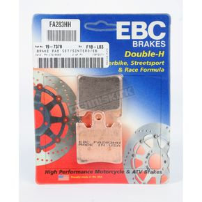 EBC Double H Sintered Metal Brake Pads - FA283HH