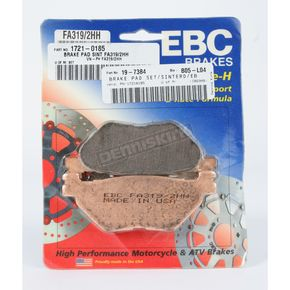EBC Double H Sintered Metal Brake Pads - FA319/2HH