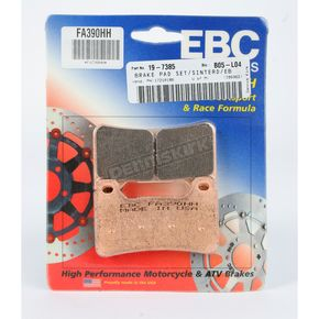 EBC Double-H Sintered Metal Brake Pads - FA390HH