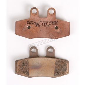 EBC Long-Life Sintered R-Series Brake Pads - FA132R