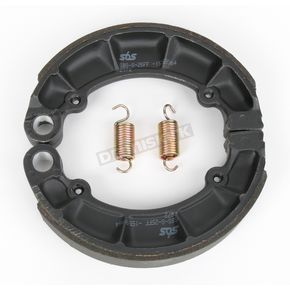 SBS Asbestos-Free Organic Brake Shoes - 2072