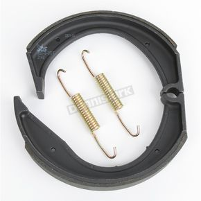 SBS Asbestos-Free Organic Brake Shoes - 2140