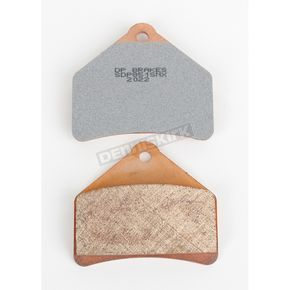 DP Brakes High Friction HH+ Sintered Metal Brake Pads - SDP851SNX