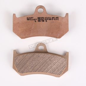 High Friction HH+ Sintered Metal Brake Pads - SDP958SNX