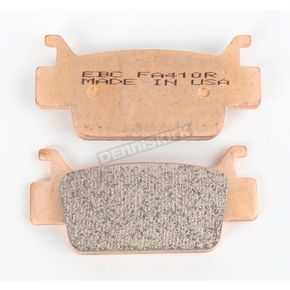EBC Long-Life Sintered R-Series Brake Pads - FA410R