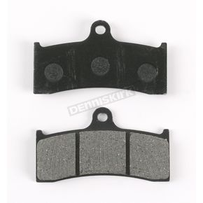 Lyndall Racing Brakes Z-Plus Carbon/Kevlar Brake Pads - 7202-Z