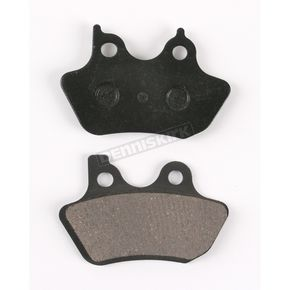 Lyndall Racing Brakes Z-Plus Carbon/Kevlar Brake Pads - 7195-Z+
