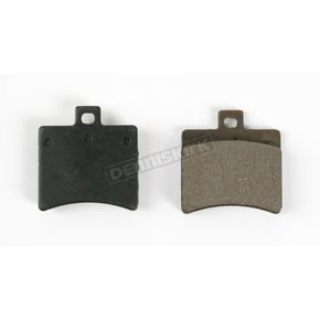 DP Brakes Organic Brake Pad Set  - ODP015