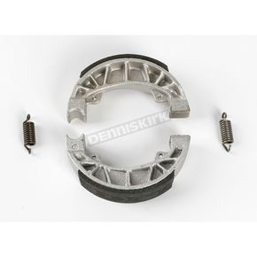 DP Brakes Asbestos Free Sintered Metal Brake Shoes  - DP9178