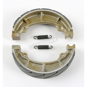 EBC Sintered Metal Grooved Brake Shoes - 307G