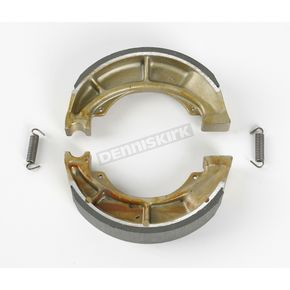 DP Brakes Asbestos Free Sintered Metal Brake Shoes - 9206