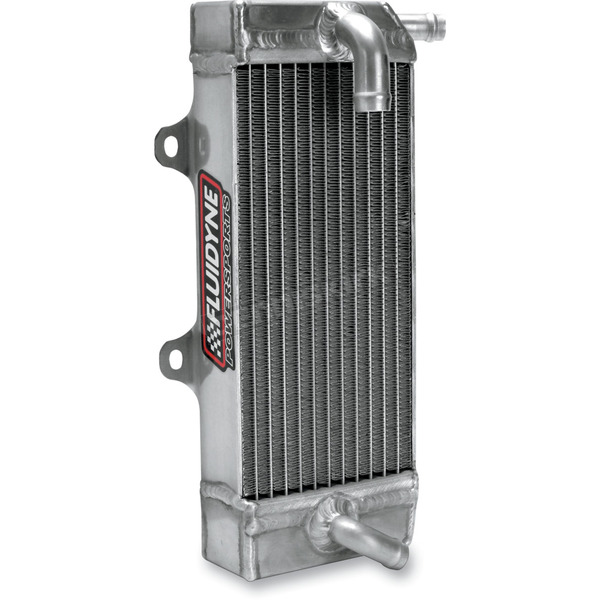FPS Racing Power-Flo Off-Road Radiator - FPS11-7KTM450-L