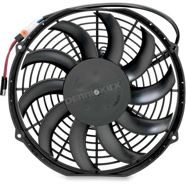 Moose OEM Style Replacement Cooling Fan - 1901-0340