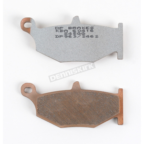 DP Brakes Sintered Metal Brake Pads - DP963