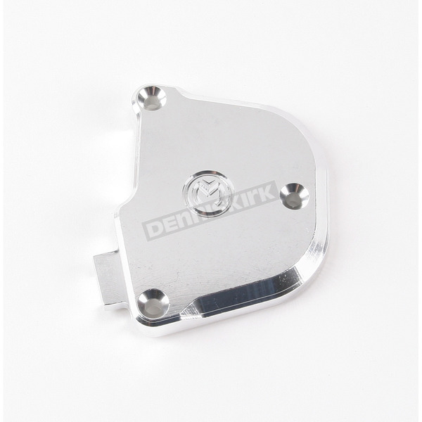 Moose Polished Aluminum Throttle Cover - 0632-0238