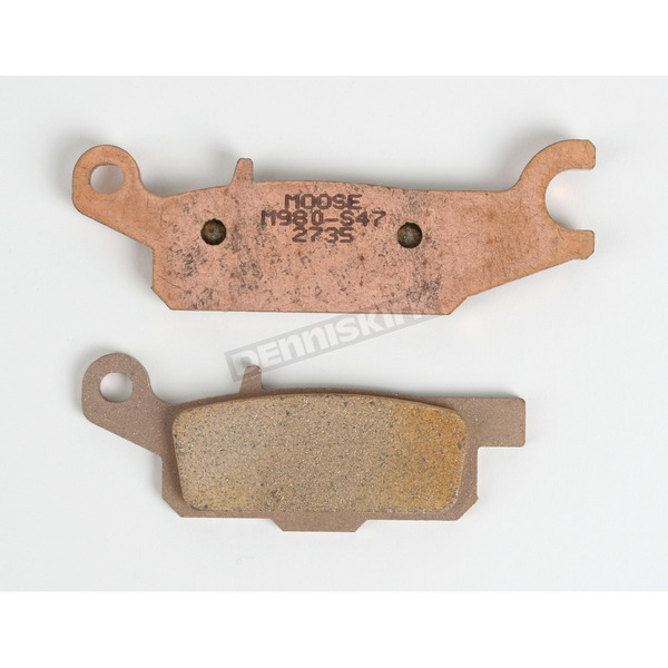 Moose Sintered Metal Brake Pads - 1721-0750