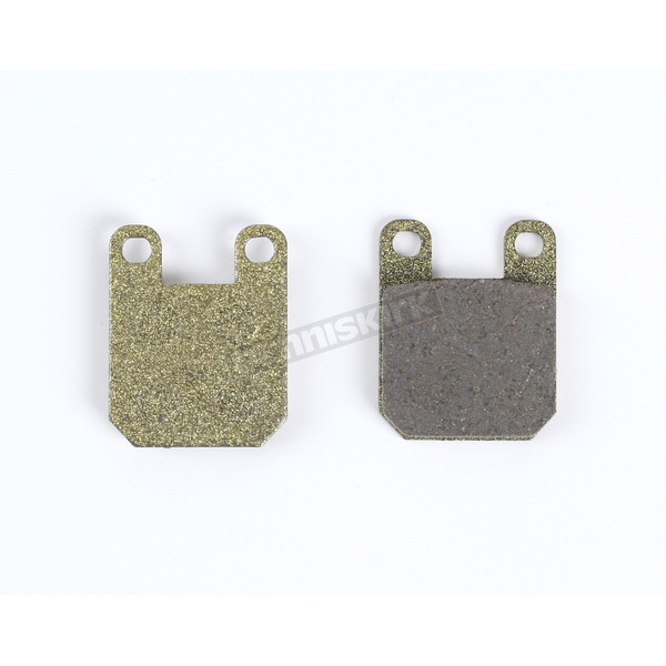 Lyndall Racing Brakes Gold Plus Organic Brake Pads  - 7153-GPLUS
