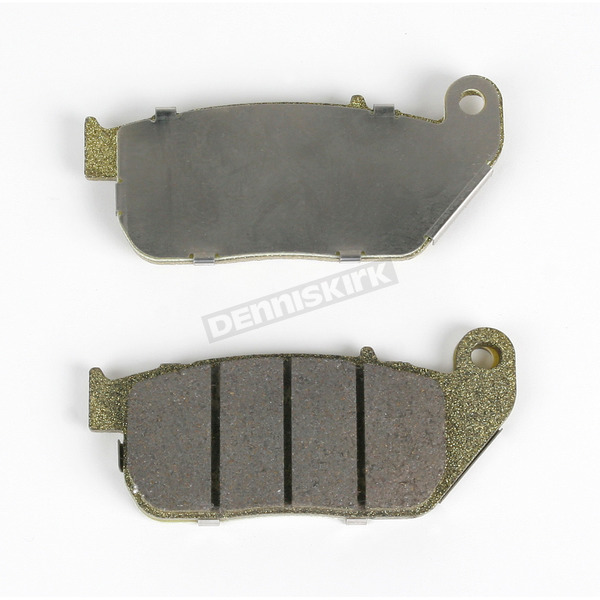 Lyndall Racing Brakes Gold Plus Organic Brake Pads - 7233-GPLUS