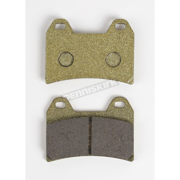 Lyndall Racing Brakes Gold-Plus Organic Brake Pads - 7174-GPLUS