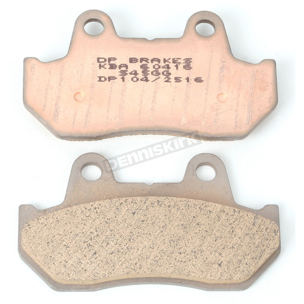 DP Brakes Standard Sintered Metal Brake Pads - DP104