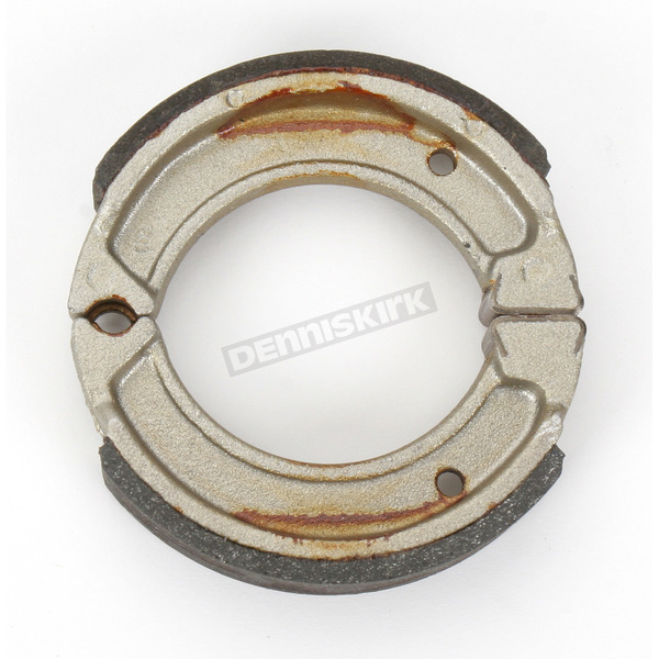 DP Brakes Asbestos Free Sintered Metal Brake Shoes - 9109