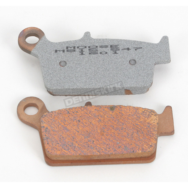 Moose XCR Sintered Metal Brake Pads - M815-S47