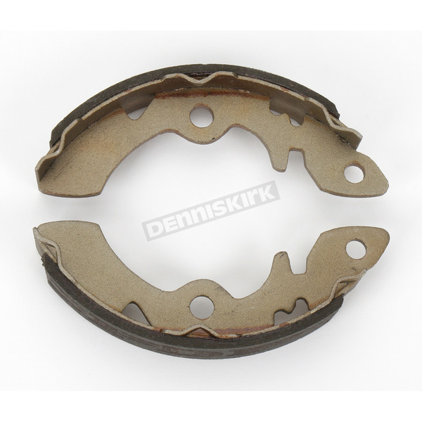 DP Brakes Asbestos Free Sintered Metal Brake Shoes - 9156