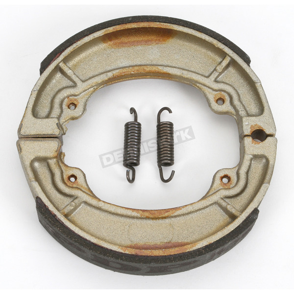 DP Brakes Asbestos Free Sintered Metal Brake Shoes - 9163