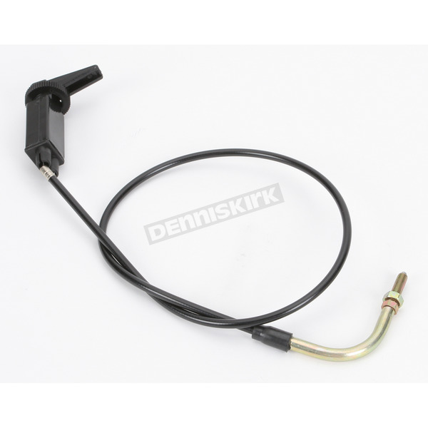 Parts Unlimited Universal Choke Cable, Single Cyl. - 90 Degree - 05-146-4