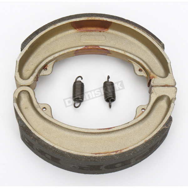 Moose Sintered Metal Brake Shoes - M9119