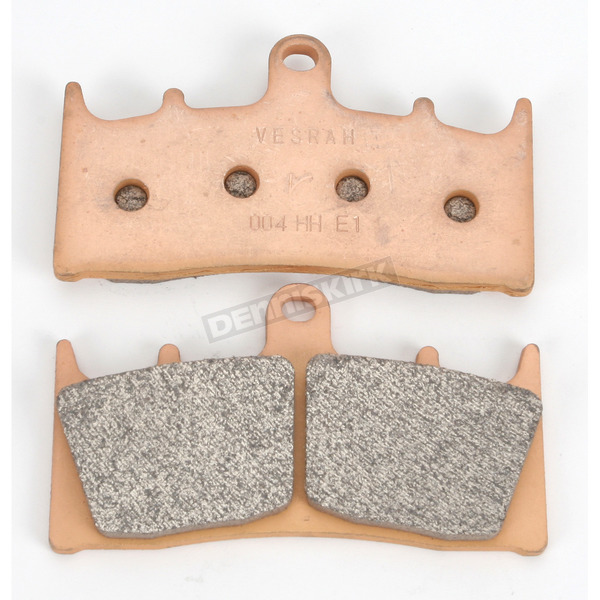 Vesrah Sintered Metal Brake Pads - VD349JL