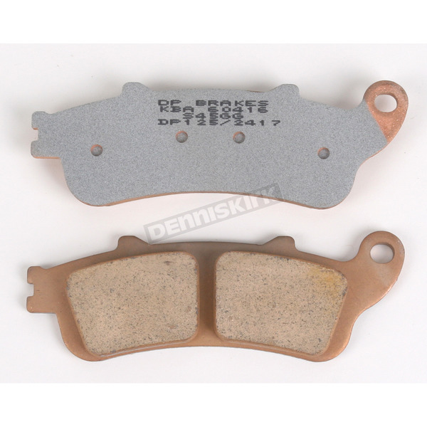 DP Brakes Sintered Metal Brake Pads - DP125