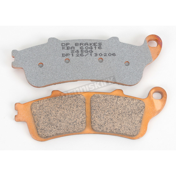 DP Brakes Sintered Metal Brake Pads - DP126