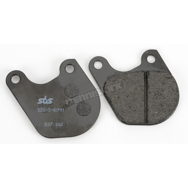 SBS Carbon Tech Brake Pads - 537HCT