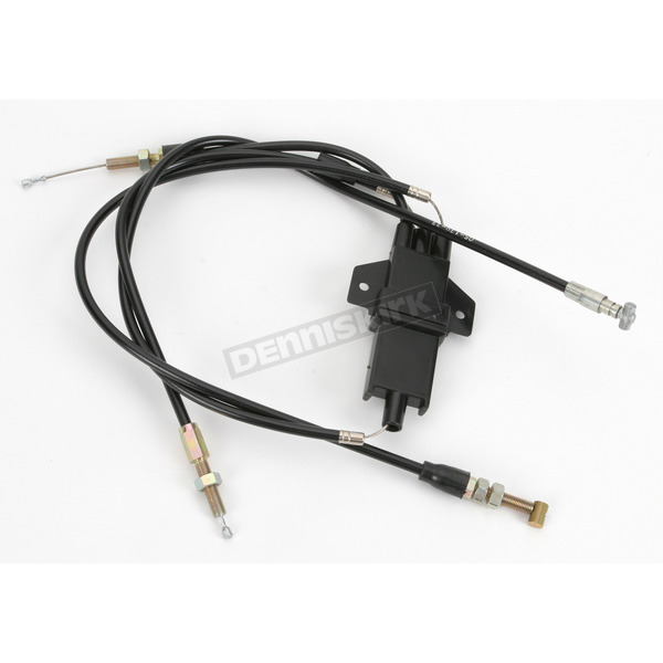 Parts Unlimited Custom Fit Throttle Cable - 05-13933