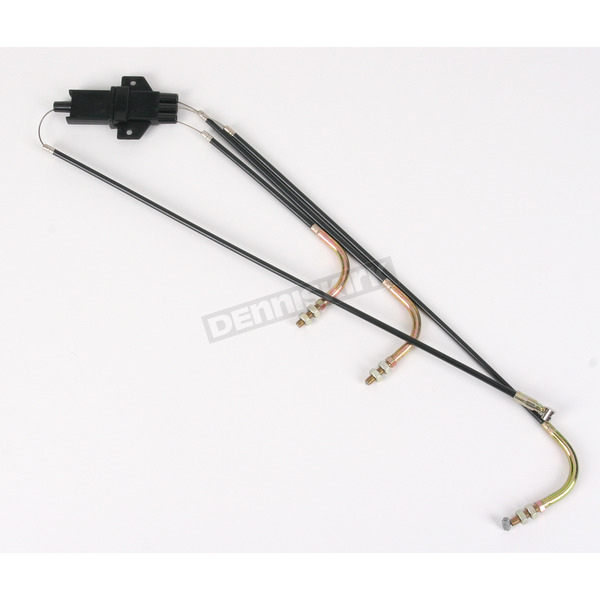 Parts Unlimited Custom Fit Throttle Cable - 05-13930