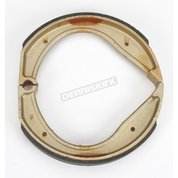 DP Brakes Asbestos Free Sintered Metal Brake Shoes  - 9189