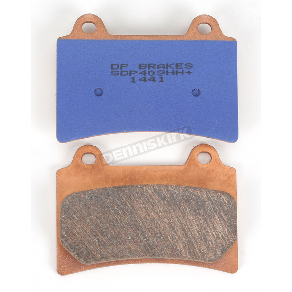 DP Brakes DP Sport HH+ Supersport Sintered Brake Pads - SDP409HH