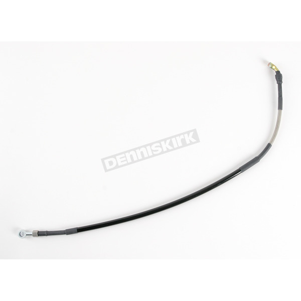 Moose Stainless Steel Rear Braided Brake Line - MH02-2014