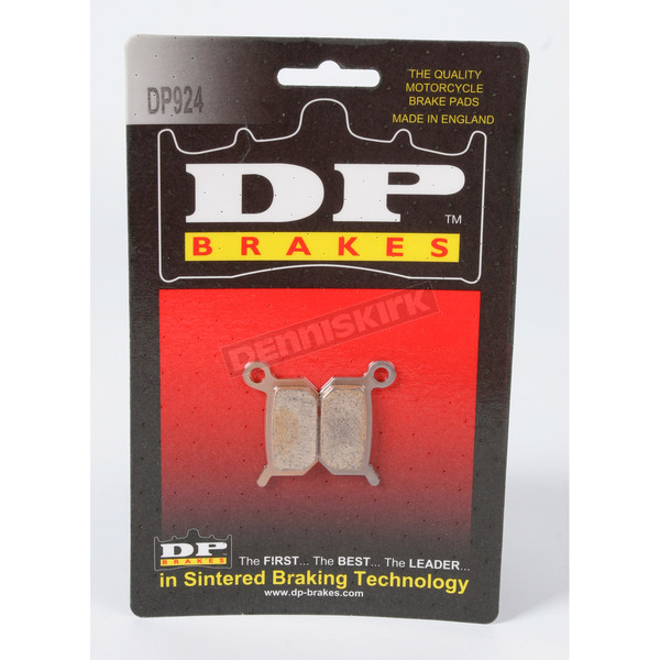 DP Brakes Standard Sintered Metal Brake Pads - DP924
