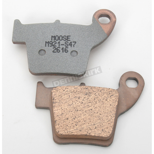 Moose XCR Sintered Metal Brake Pads - M921-S47