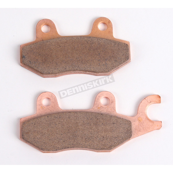 EBC Long-Life Sintered R-Series Brake Pads - FA165R