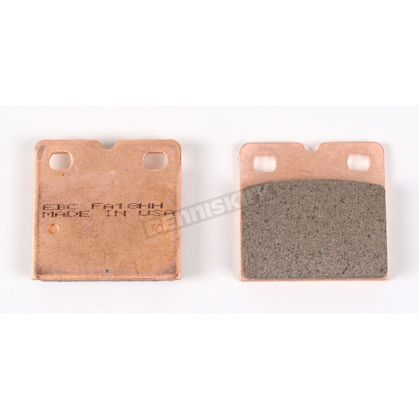 EBC Double-H Sintered Metal Brake Pads - FA18HH